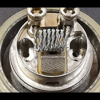 MTL Twist Ultra Fine Fused (KA1) 2 Coil